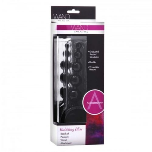 Bubbling Bliss Beaded Pleasure Wand